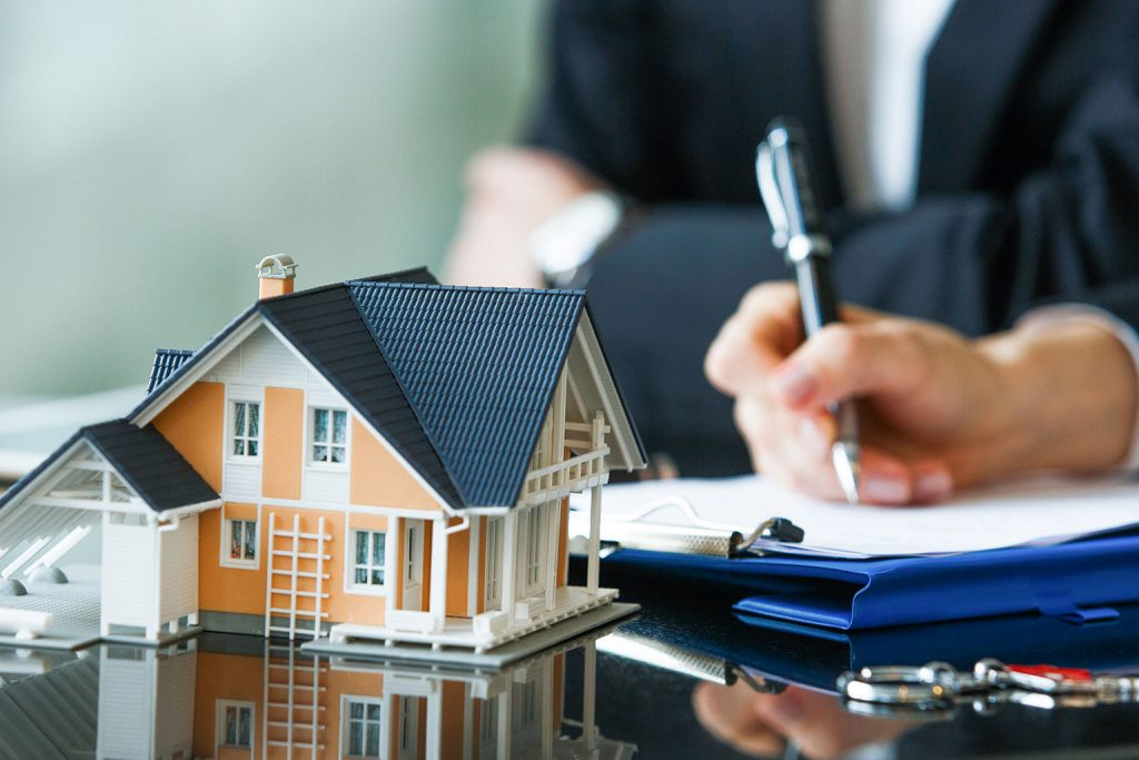 государственная регистрация недвижимости с обременением