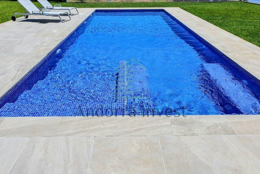 Pool entry+spa