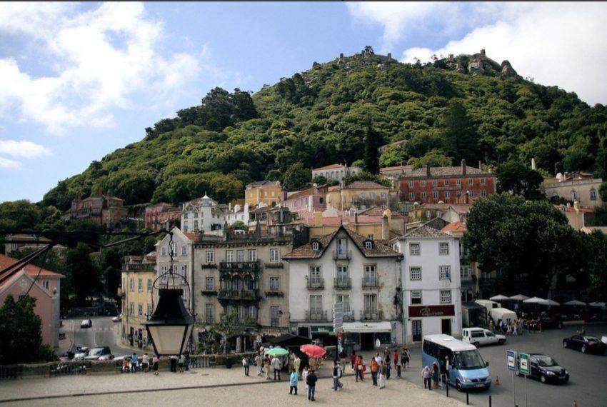 португалия синтра